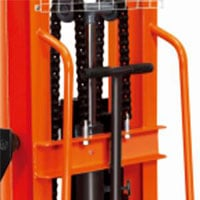 Hand Stacker (Over the leg) 1.0/2.0 Ton