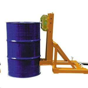 Forklift Gator Grip Single Drum Grab