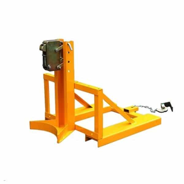 Forklift Gator Grip Single Drum Grab