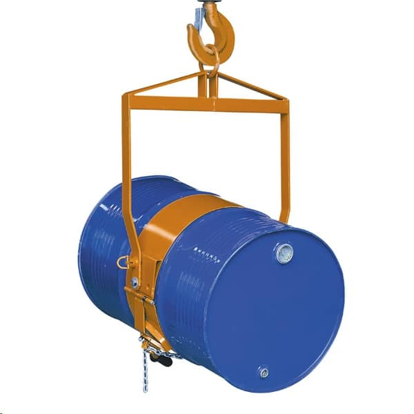 Manual Vertical Drum Lifter