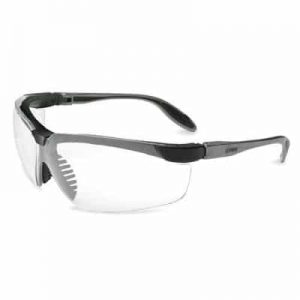GENESIS SAFETY GLASS, CLEAR, POLYCARBONATE LENS
