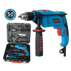 Impact Drill 600W with Kit-50