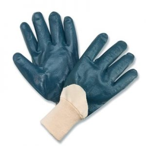 Ultra Lite Nitrile Coated Knitwrist Work Gloves/ Pair