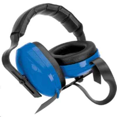 JSP Big Blue Ear Muffs SNR27