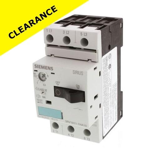 Siemens Circuit breaker (3RV1011-1JA15)