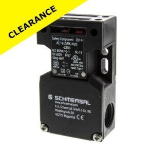 Limit Switch, SCHMERSAL AZ16ZVRK-M20